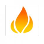 Logo da emissora Web Rádio Chamas Da Adoração