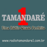 Logo da emissora Rádio Tamandaré 1