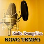 Logo da emissora Rádio Evangélica Novo Tempo