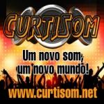 Logo da emissora Rádio CurtiSom