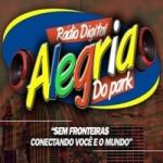 Logo da emissora Rádio Alegria do Park