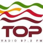 Logo da emissora Radio Top Latina 97.2 FM