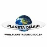 Logo da emissora Rádio Planeta Diário