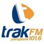 Logo da emissora Radio Trak 101.6 FM