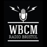 Logo da emissora Radio Bristol WBCM 100.1 FM