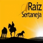 Logo da emissora Raiz Sertaneja Mazzaropinho