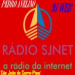Logo da emissora Rádio Sjnet Web 95
