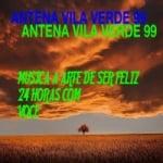 Logo da emissora Antena Vila Verde