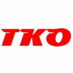 Logo da emissora Radio TKO Gold 96.7 FM