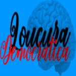 Logo da emissora Rádio Loucura Democrática