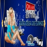 Logo da emissora Radio Deusa do Mar