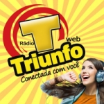 Logo da emissora Web Rádio Triunfo