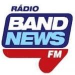 Logo da emissora Rádio BandNews 106.7 FM