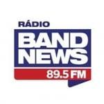 Logo da emissora Rádio BandNews BH 89.5 FM