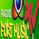 Logo da emissora Rádio Fort Music TV