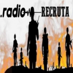 Logo da emissora Rádio Recruta