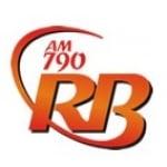 Logo da emissora Rádio Barreiras 790 AM