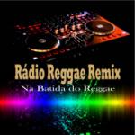 Logo da emissora Rádio Reggae Mix