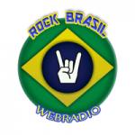 Logo da emissora Rock Brasil Web Rádio