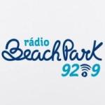 Logo da emissora Rádio Beach Park 92.9 FM