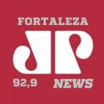 Logo da emissora Rádio Jovempan News 92.9 FM