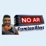 Logo da emissora Rádio  Francisco Alves No AR
