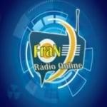 Logo da emissora Locutor Francisco Alves