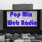 Logo da emissora Rádio Pop Mix Web