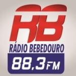 Logo da emissora Rádio Bebedouro 88.3 FM