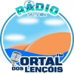 Logo da emissora Rádio Portal Dos Lençóis 87.9 FM