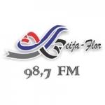 Logo da emissora Rádio Beija Flor 98.7 FM