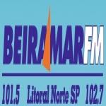 Logo da emissora Rádio Beira Mar 102.7 FM