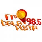 Logo da emissora Rádio Bela Vista 98.5 FM