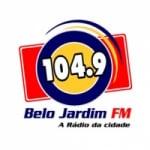 Logo da emissora Rádio Belo Jardim 104.9 FM