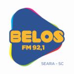 Logo da emissora Rádio Belos Montes 92.1 FM