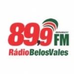 Logo da emissora Rádio Belos Vales 89.9 FM