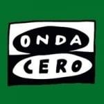 Logo da emissora Radio Onda Cero 105.4 FM