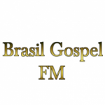 Logo da emissora Rádio Brasil Gospel FM
