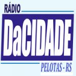 Logo da emissora Rádio Da Cidade Pelotas