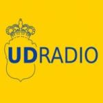 Logo da emissora Radio UD 93.8 FM