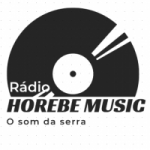 Logo da emissora Rádio Horebe Music