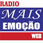 Logo da emissora Rádio Mais Emoção FM