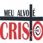 Logo da emissora Rádio Meu Alvo é Cristo