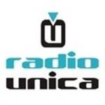 Logo da emissora Radio Unica 87.5 FM
