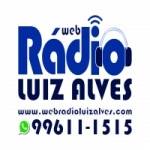 Logo da emissora Web Rádio Luiz Alves