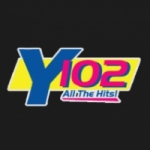 Logo da emissora WHHY 101.9 FM Y102