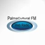 Logo da emissora Web Rádio Palma Cultural FM