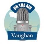 Logo da emissora Radio Vaughan 100.4 FM