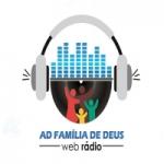 Logo da emissora Rádio Web Família De Deus