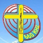 Logo da emissora Rádio Bom Jesus 660 AM